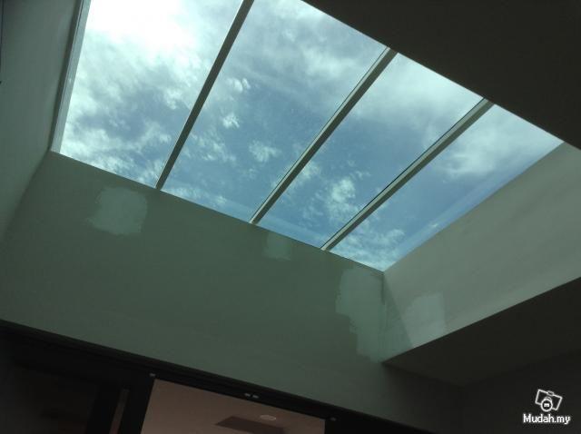skylight-installation
